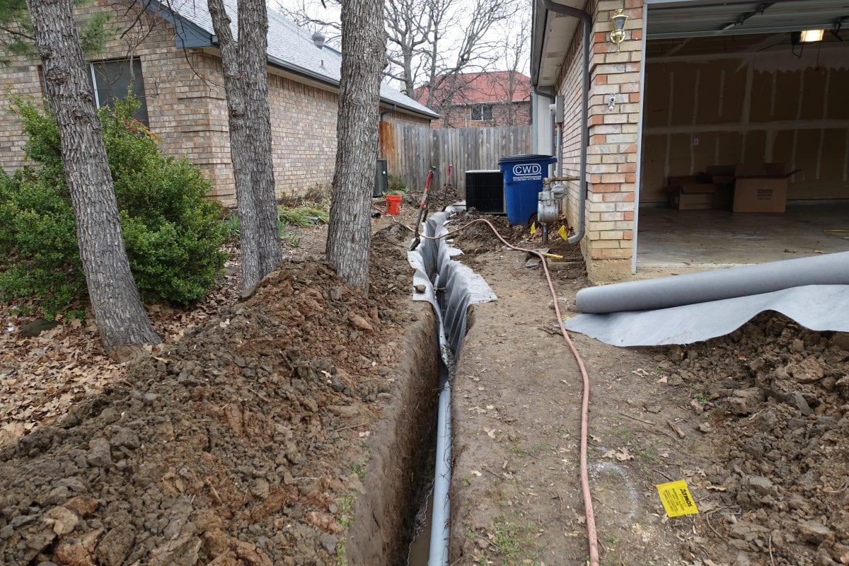 Drainage Construction A Class Paving And Masonry
